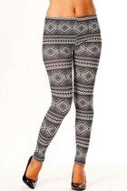 Patroon Legging (Pelinsu)