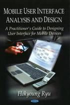 Mobile User Interface Analysis & Design