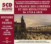 La France Des Lumieres Et Des Revolutions De 1715