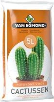 5 liter Cactus en Vetplant Potgrond