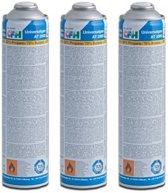 CFH 3 maal gasflessen voor gasbrander - onkruidbrander