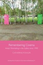 Remembering Cinema