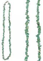 Splitketting Amazoniet - Collier