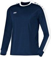 Jako Striker LM - Voetbalshirt - Jongens - Maat 116 - Blauw