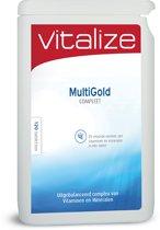 Vitalize MultiGold Compleet 120 tabletten
