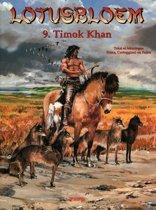 Lotusbloem hc09. timok khan
