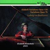 Elisabeth Westenholz - Diabelli Variations, Variations Op.
