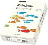 Rainbow gekleurd papier A4 80 gram 22 middeloranje 500 vel