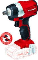 Einhell Accu Slagmoersleutel 18V - Power X Change - Koolborstelloos