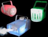 Ibiza Light - Clear Pack | Set van 3 doorschijnende licht effecten