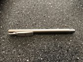 Faber-Castell vulpen NEO Slim roestvrij staal, Mat, B
