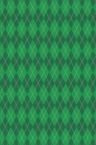 St. Patrick's Day Pattern - Green Luck 09