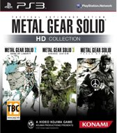 Metal Gear Solid - HD Collection - PS3