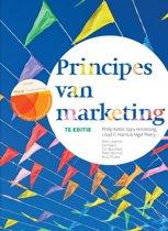 Boek cover Principes van marketing van Philip Kotler (Paperback)