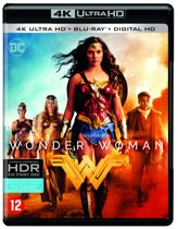 Wonder Woman (4K Ultra HD Blu-ray)