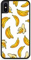 iPhone Xs Hardcase hoesje Banana