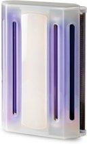 Vliegenvanger Genus® Eclipse Ultra Transparant. Met ruimte voor uw eigen reclame.