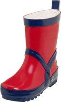 Playshoes Regenlaarzen Rood/marineblauw Maat 30/31