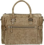 Enrico Benetti Toulouse - Handtas - Donker taupe