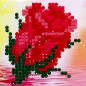 Diamond Dotz ® painting Bliss Bud (7.6x7.6 cm)