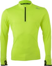 Rogelli Campton Sportshirt - Maat XXL  - Mannen - geel