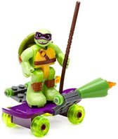 Mega Bloks Turtles Skateboard Junior Paars