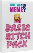Afbeelding van What Do You Meme? Basic Bitch Expansion Pack BORDSPELLEN speelgoed