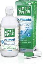 OPTI-FREE PureMoist MPDS [1x 300ml + 1 lenshouder] - Lenzenvloeistof