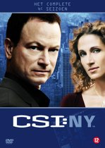 CSI: New York - Seizoen 4