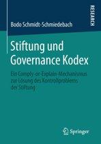 Stiftung Und Governance Kodex