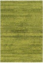 Modern vloerkleed Groen 140 x 200 cm Astra Samoa