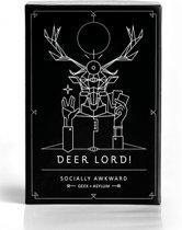 Deer Lord! Socially Awkward