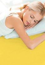 Schlafgut Hoeslaken Frottee Stretch (badstof) - 066-sonne 140/200x160/200
