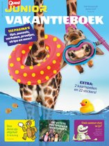 Quest Junior - Vakantieboek 2018