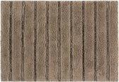 Casilin California - Anti-slip Badmat - Taupe - 70 x 120 cm