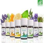 Etherische Olie - BIO - Aroma Diffuser - Massage - MEAROME - 8 geuren
