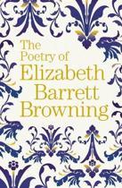 The Poetry of Elizabeth Barrett Browning