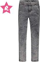 Tumble 'N Dry Meisjes Jeans TND-PITOU - Denim Grey - Maat 134