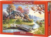 Cottage - Legpuzzel - 1500 Stukjes