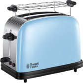 Russell Hobbs  23335-56 Colours Plus+ Heavenly Blue - Broodrooster - Blauw