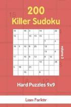 Killer Sudoku - 200 Hard Puzzles 9x9 vol.3