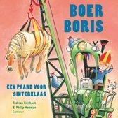 Boek cover Boer Boris een paard voor Sinterklaas van Ted van Lieshout