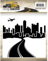 Embossingfolder - Amy Design - Daily Transport