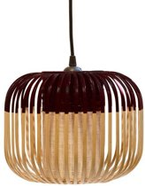 Forestier Bamboo Light Hanglamp Extra Small Zwart