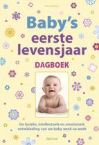 Baby's eerste levensjaar dagboek