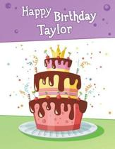 Happy Birthday Taylor