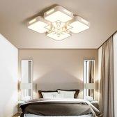 30W woonkamer eenvoudige moderne LED plafond lamp Crystal Light  40 x 40cm (warm wit)