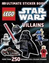 LEGO 364393 Star Wars Villains Sticker Book