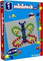 Ministeck Pins 100 x 10mm