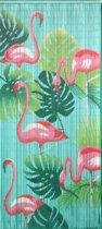 Vliegengordijn Flamingo